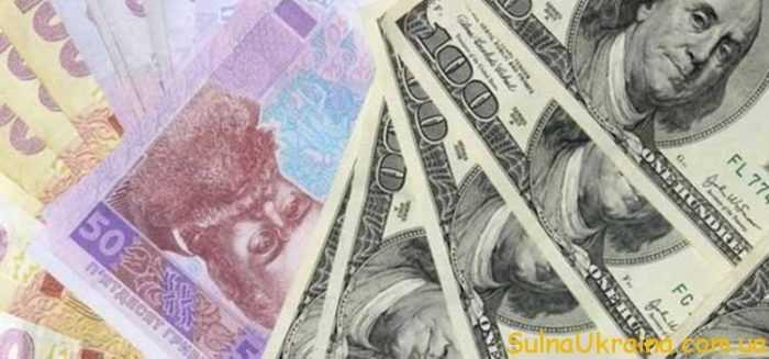 середньорічний курс долара в наступному 2017 році очікується на рівні