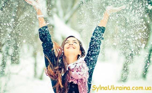 якою очікується зима в Україні в 2016-2017 р.
