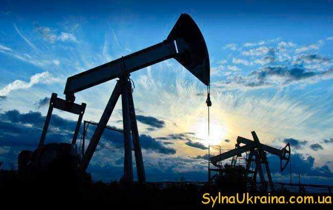 вартість нафти в 2017 році