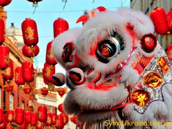 коли настає китайський Новий рік 2017