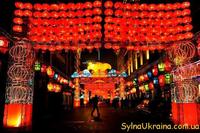 китайський Новий рік 2017