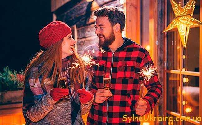 що одягнути на Новий рік 2017