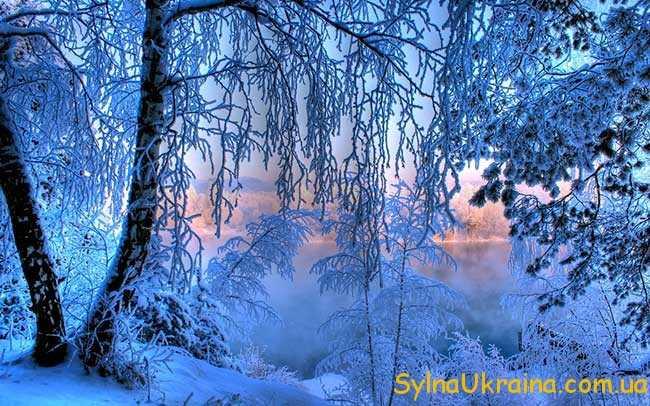 погода на новорічні свята 2019 року в Україні