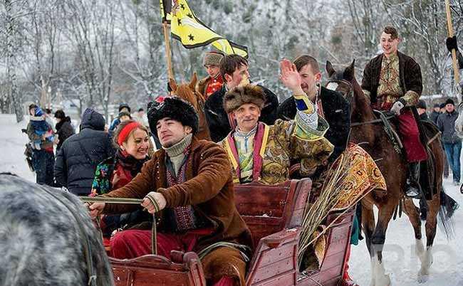 козаки гуляють
