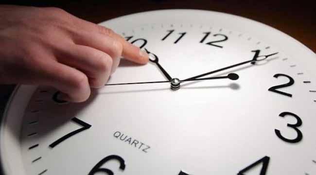 перевод годинника восени
