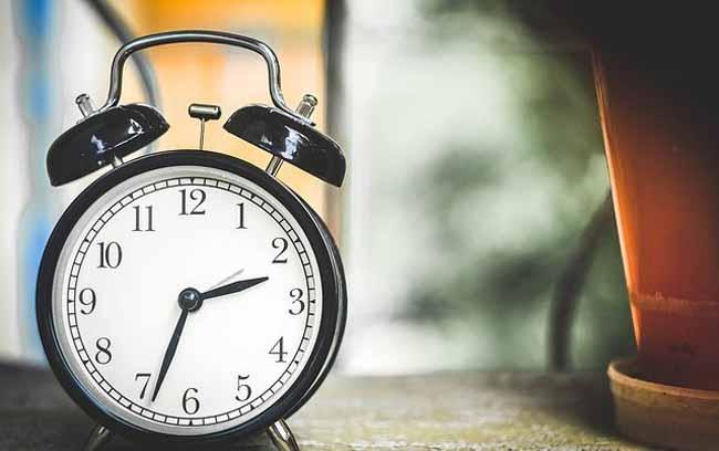 годинник и час