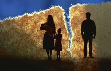 розподіл сім'ї