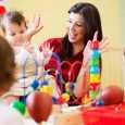 іграшки в дитячому садочку