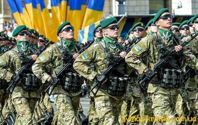 День війскових сил України
