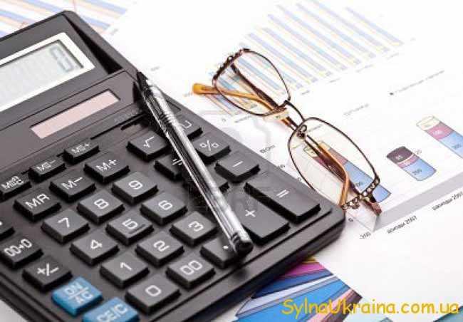 калькулятор і окуляри