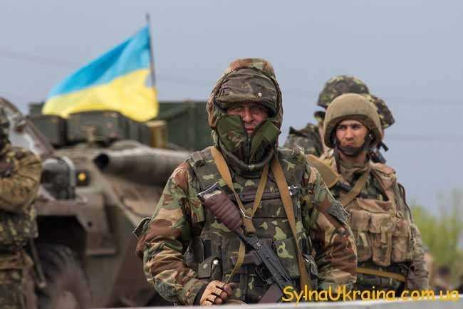 Збройні Сили  України.