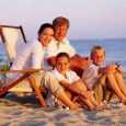 сім'я у відпустці