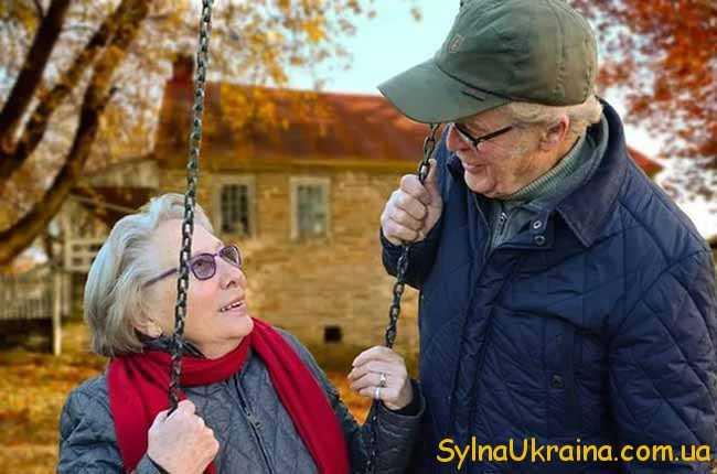 Відмінності між пенсією чоловіків та жінок