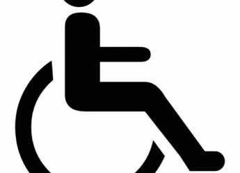 піктограма -інвалід