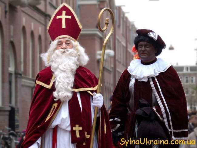 День Святого Миколая – 6 грудня