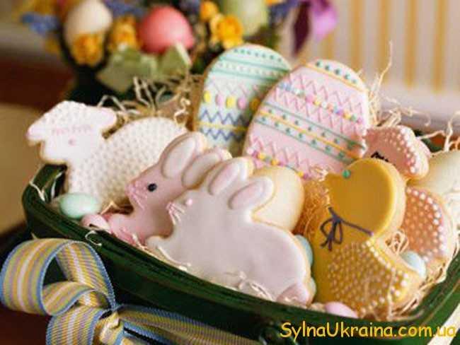 під час святкування Великодня