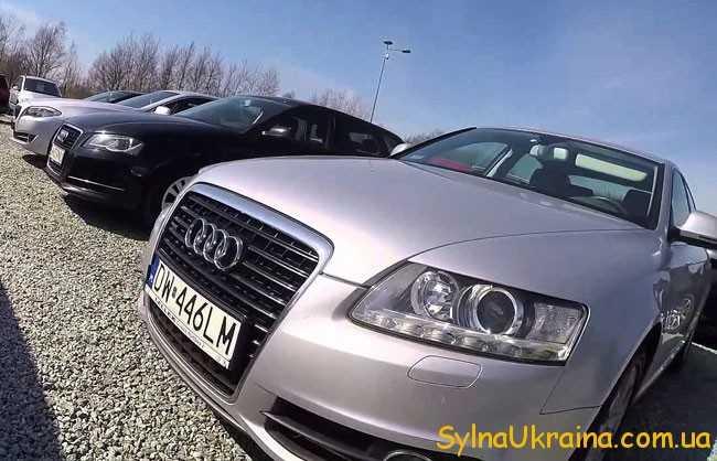 Як законно їздити на автомобілі з польськими номерами?