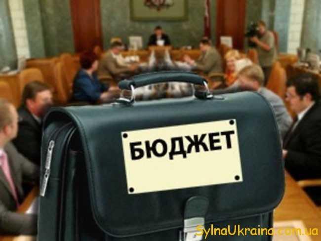 Проект бюджету
