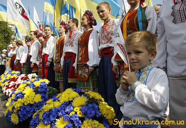 Календар святкових та вихідних днів на 2018 рік в Україні