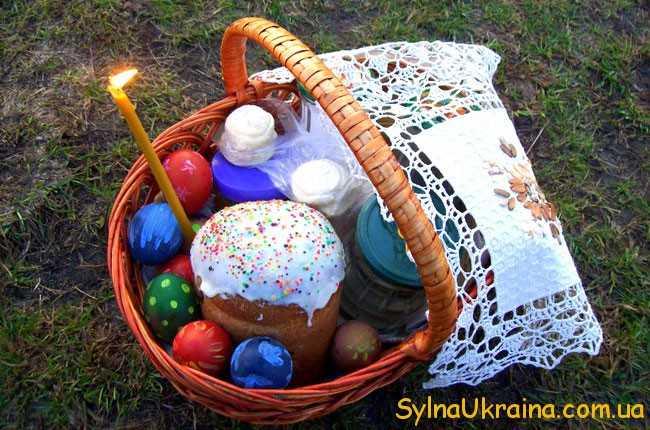 святкування Великодня