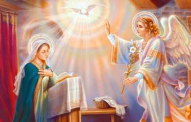 Якого числа Благовіщення Пресвятої Богородиц