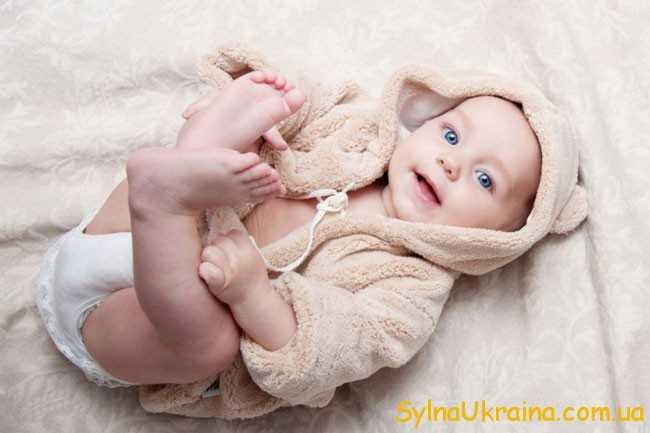 милий малюк