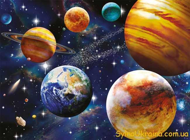 Механізм впливу космічної системи на планету Земля