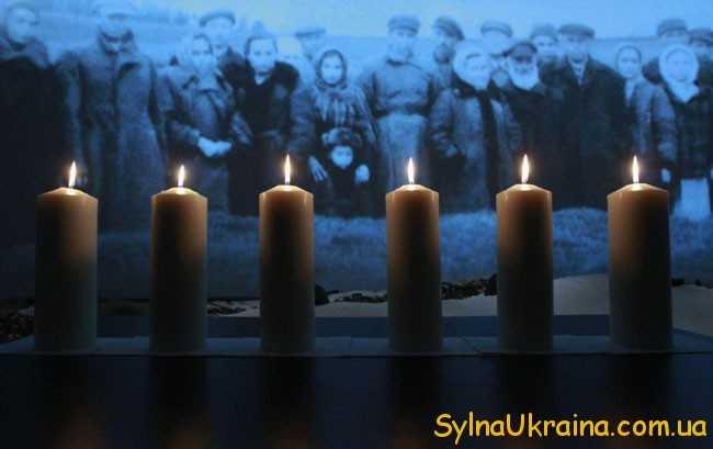 27 січня у всьому світі вшановуються жертви Голокосту