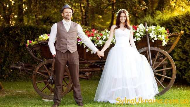 Весілля – справа далеко непроста