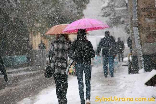 Якою буде погода в грудні?