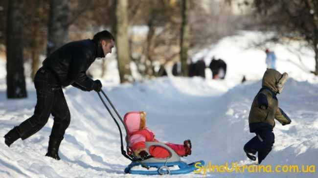 зима – прекрасна пора