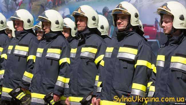 Проект реформи ДСНС в Україні 2018