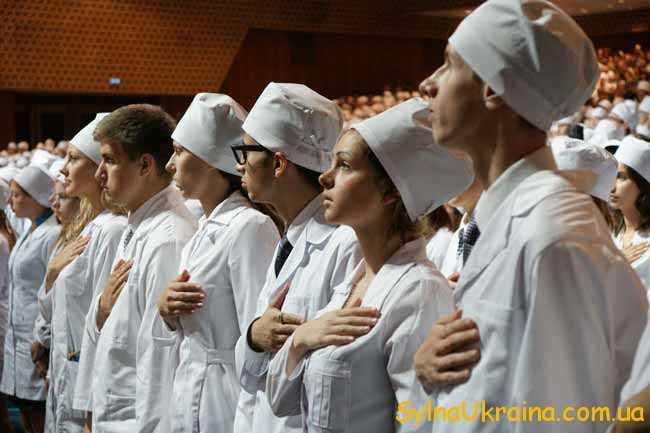 привітати усіх медиків з їх професійним святом