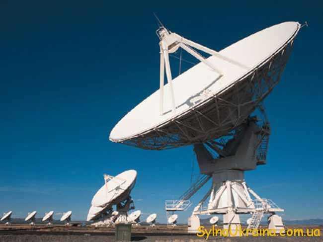 супутникова антена