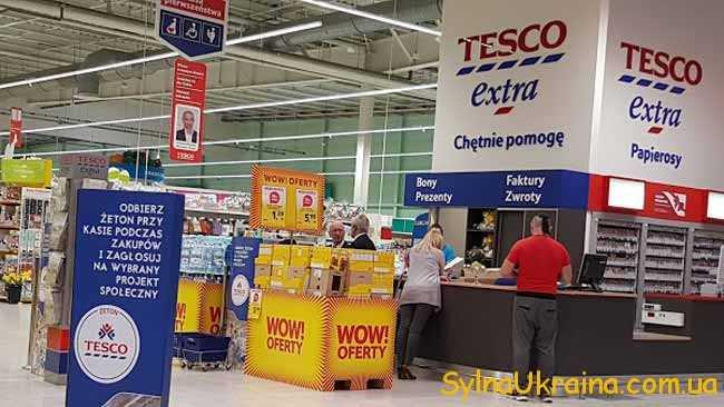 Найкращі супермаркети