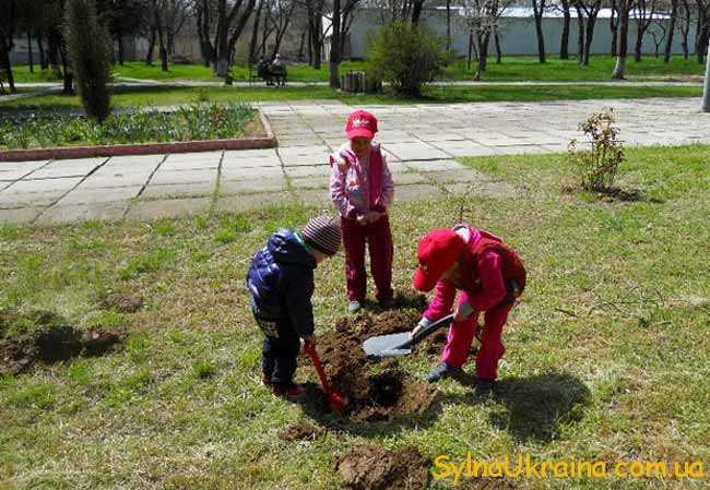 день Довкілля для українського населення