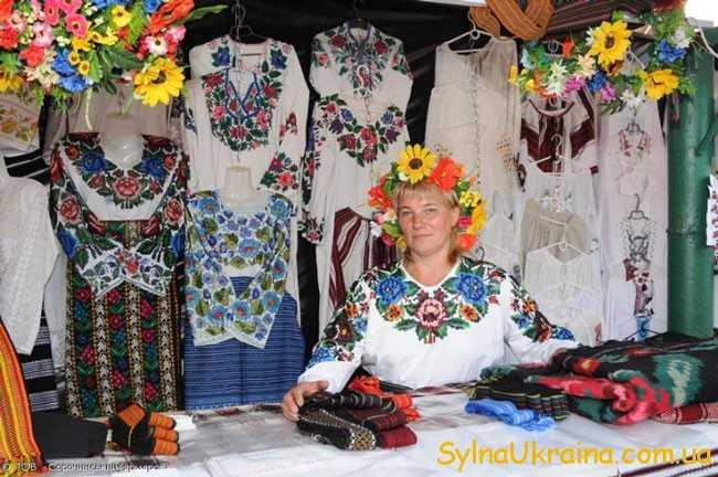 ярмарковий рух в Україні