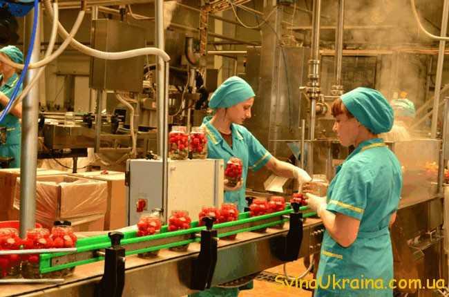 харчове виробництво