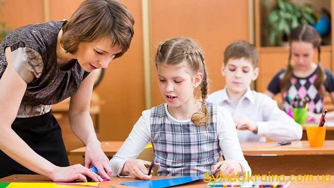 день вчителя в Україні 2018