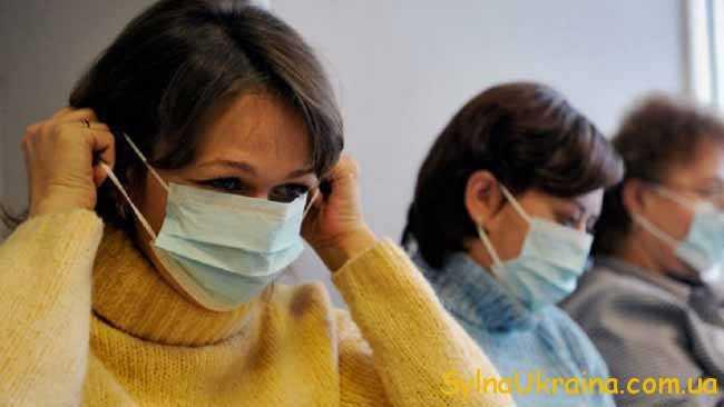 захворіти на грип може кожен