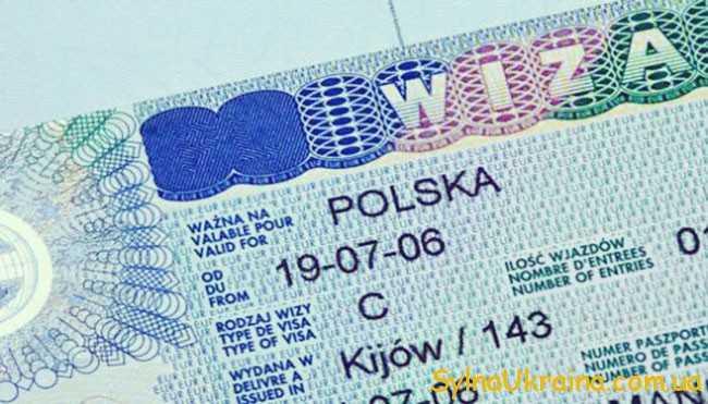 візи до Польщі