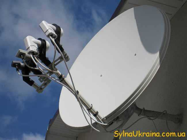 нові параметри супутникових каналів