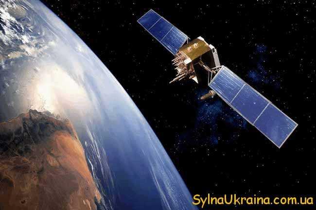 супутник AMOS-2
