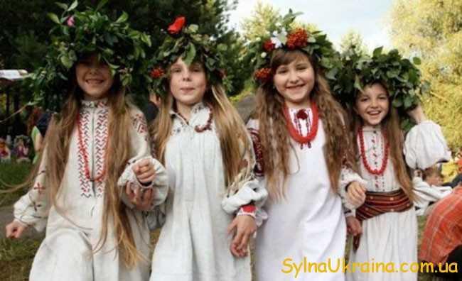 Свята завжди були улюбленими подіями багатьох громадян України