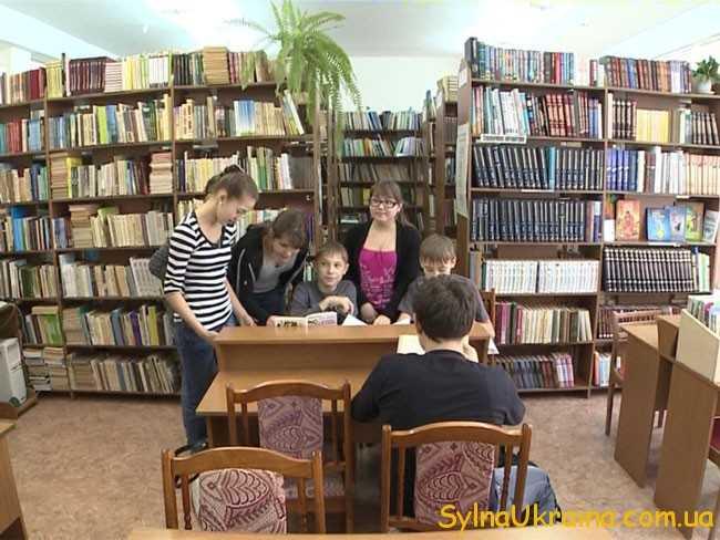Завдання шкільних бібліотек