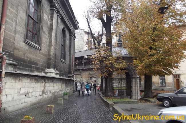 Погода на жовтень 2018 року у Львові
