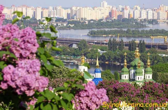 Прогноз погоди на травень 2018 в Києві