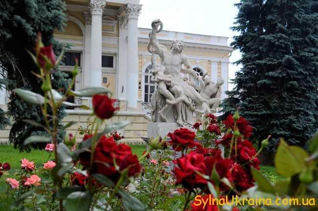 Погода на червень 2018 року в Одесі