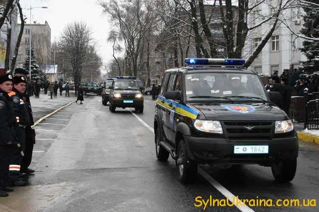працівники патрульно-постової служби української держави