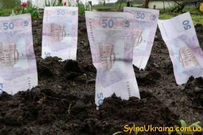 грошова оцінка землі